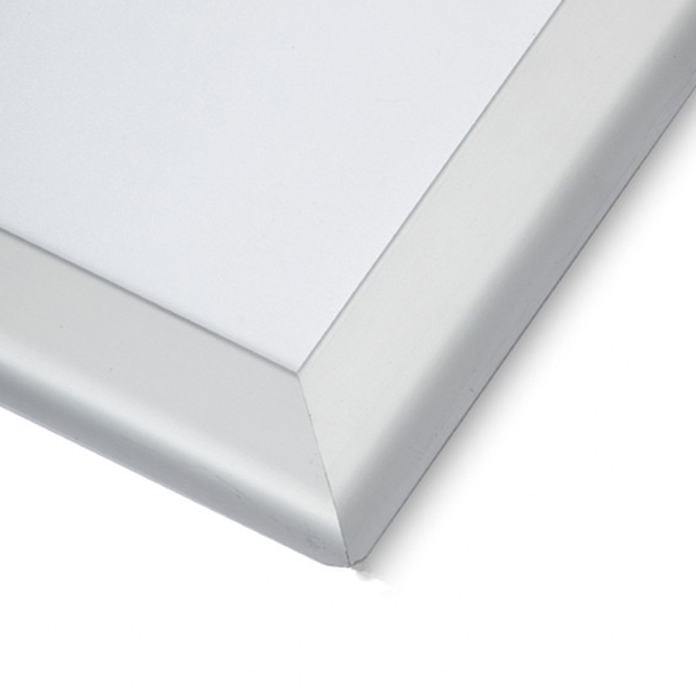 Wall Mounted Snap Frame with Mitred Corners