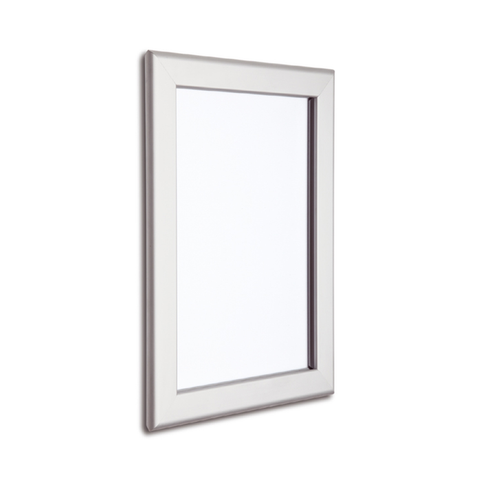 32mm Snap Frame in Silver Without Poster