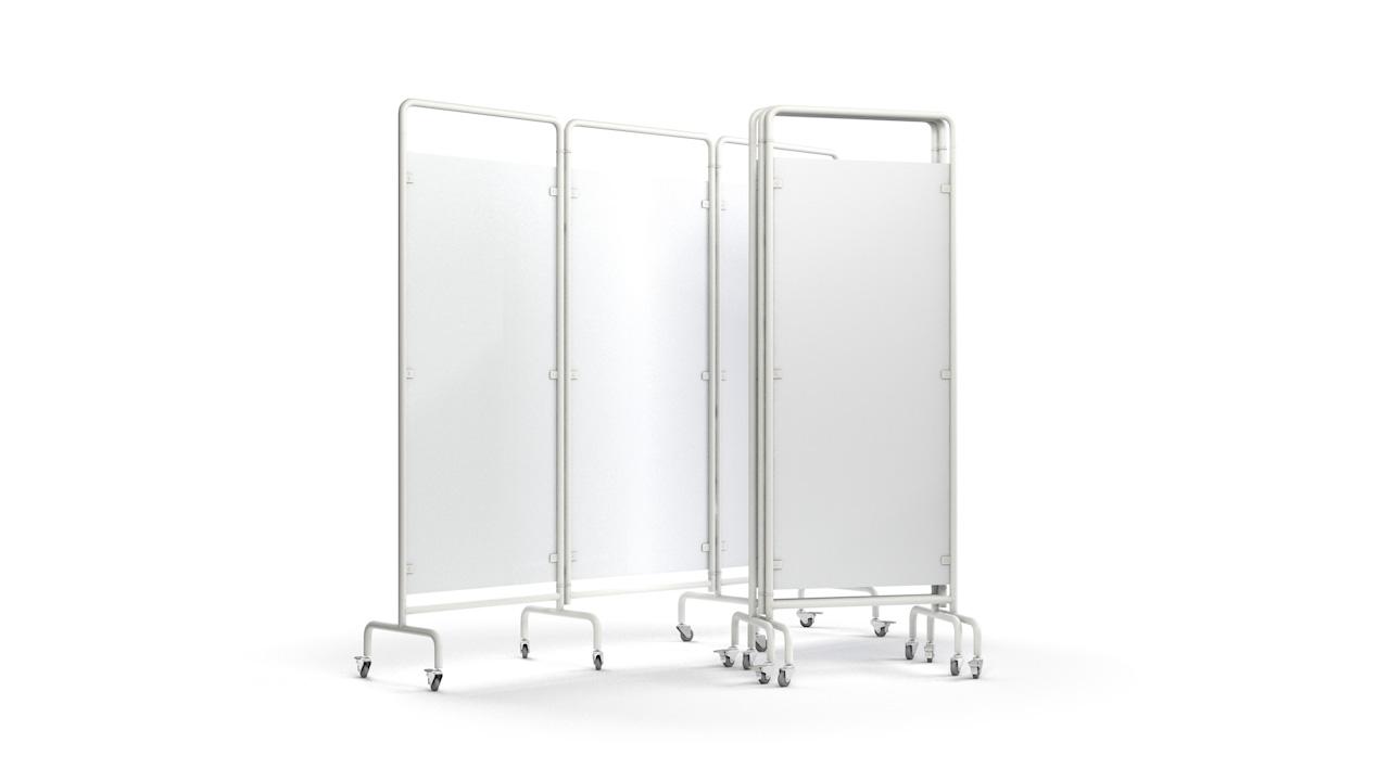 DIGNITY<sup>®</sup> Portable Medical Screens