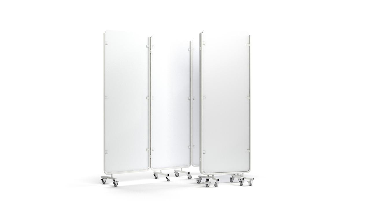 DIGNITY<sup>®</sup> PLUS Mobile Hospital Medical Screens