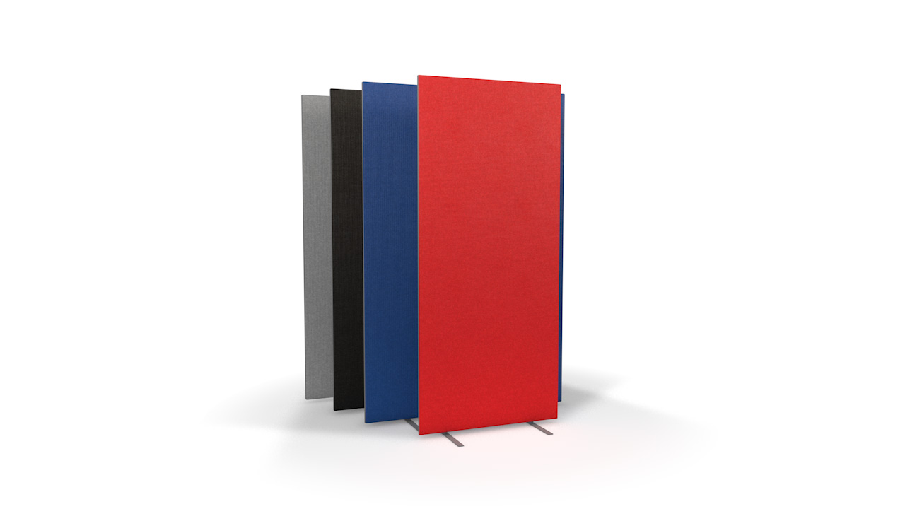 Speedy Office Screens 1800mm High Partition