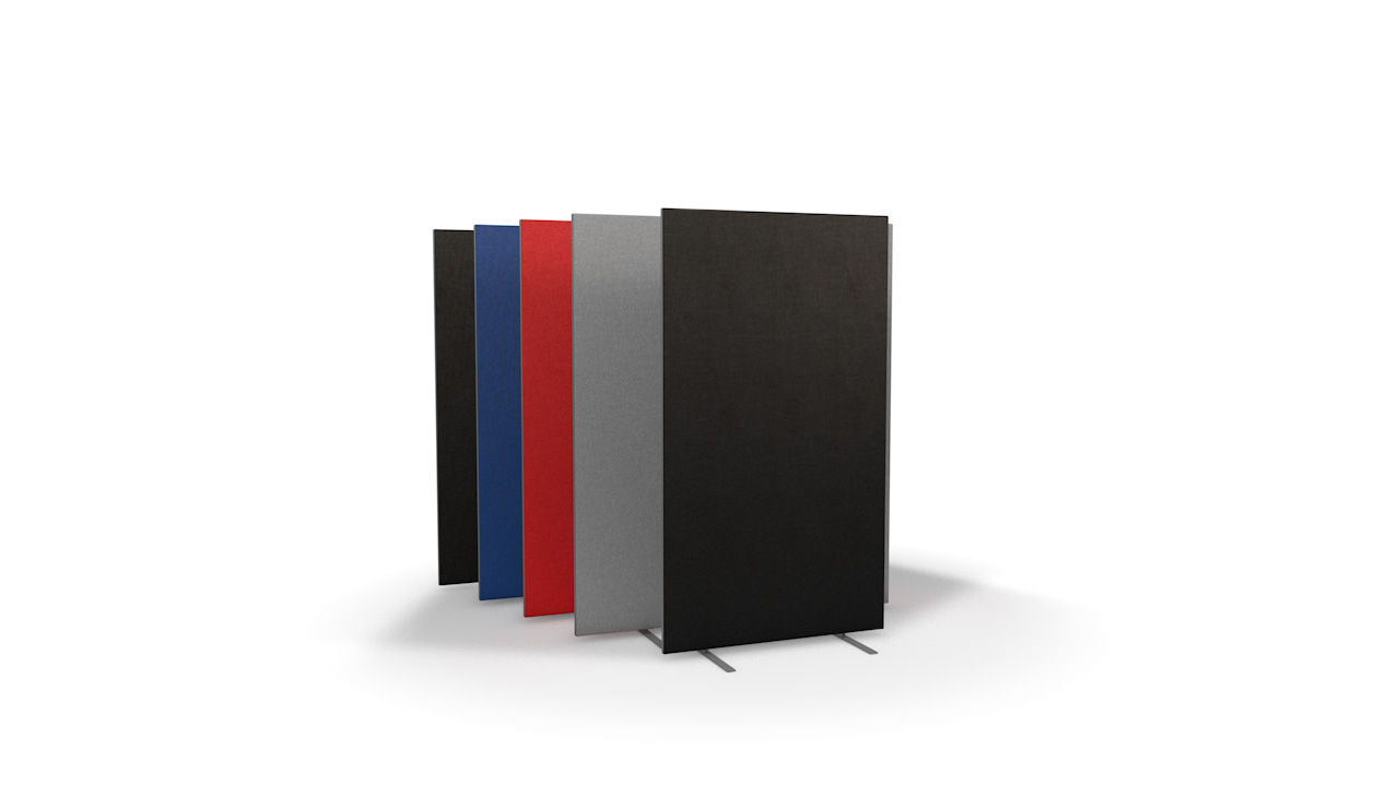 Speedy Office Screens 1400mm High Partition