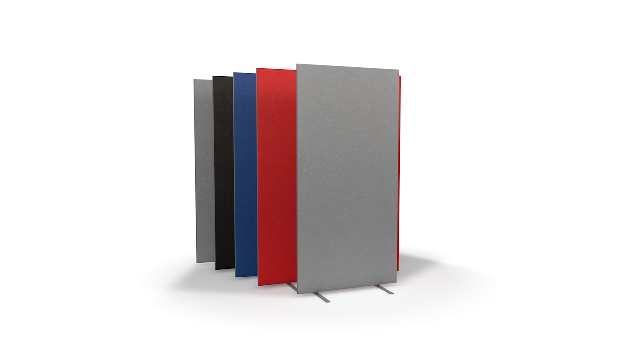 Speedy Office Screens 1600mm High Partition