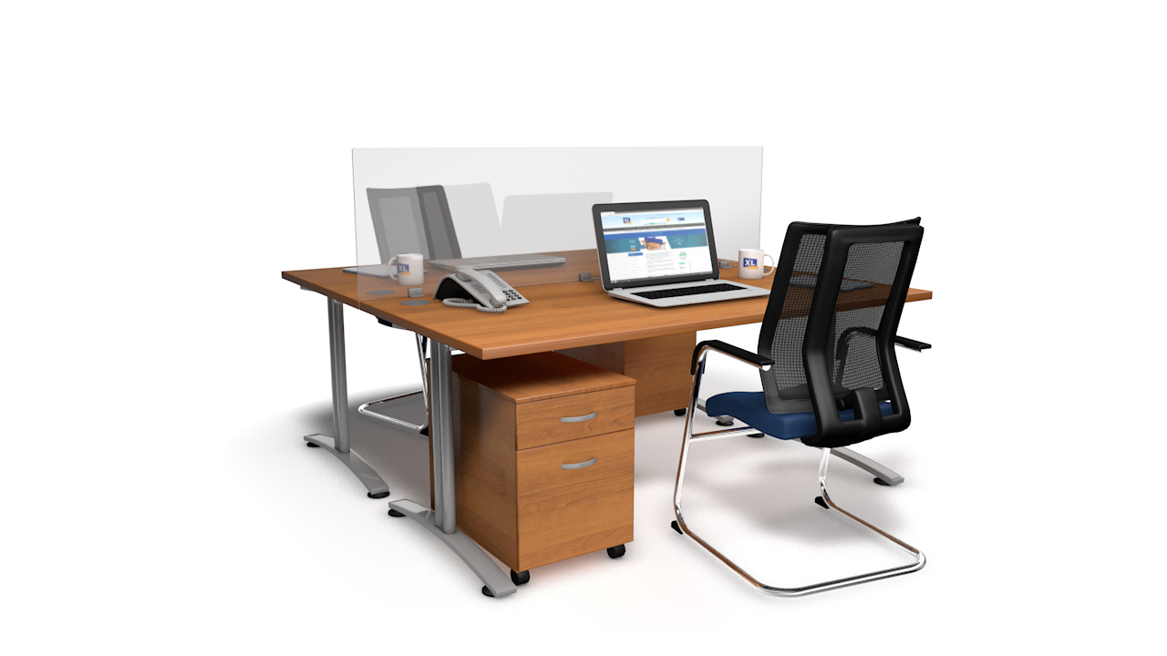 Perspex<sup>®</sup> Desk Screens