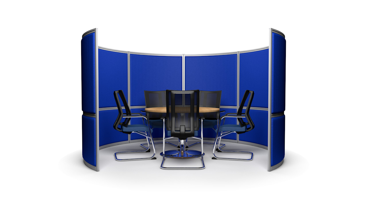 Premium Acoustic Office Partition Meeting Booth