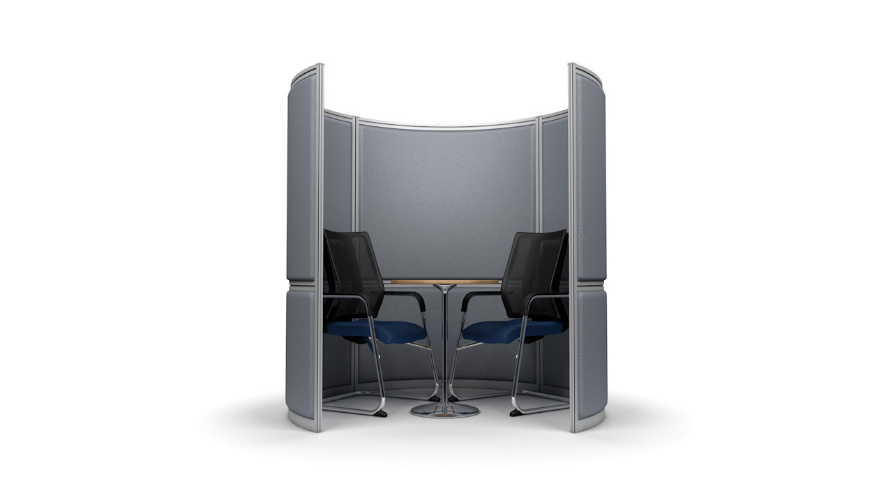 Premium Acoustic Office Screen Meeting Pods