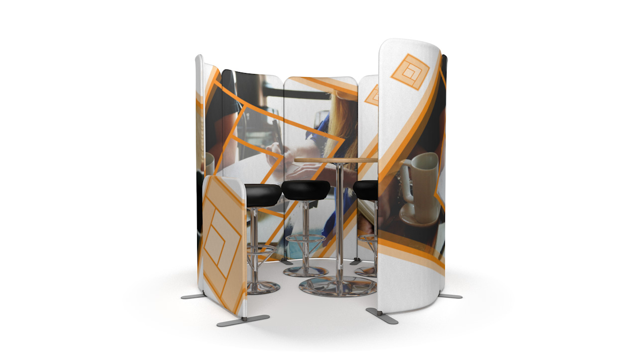 Printed Office Pods