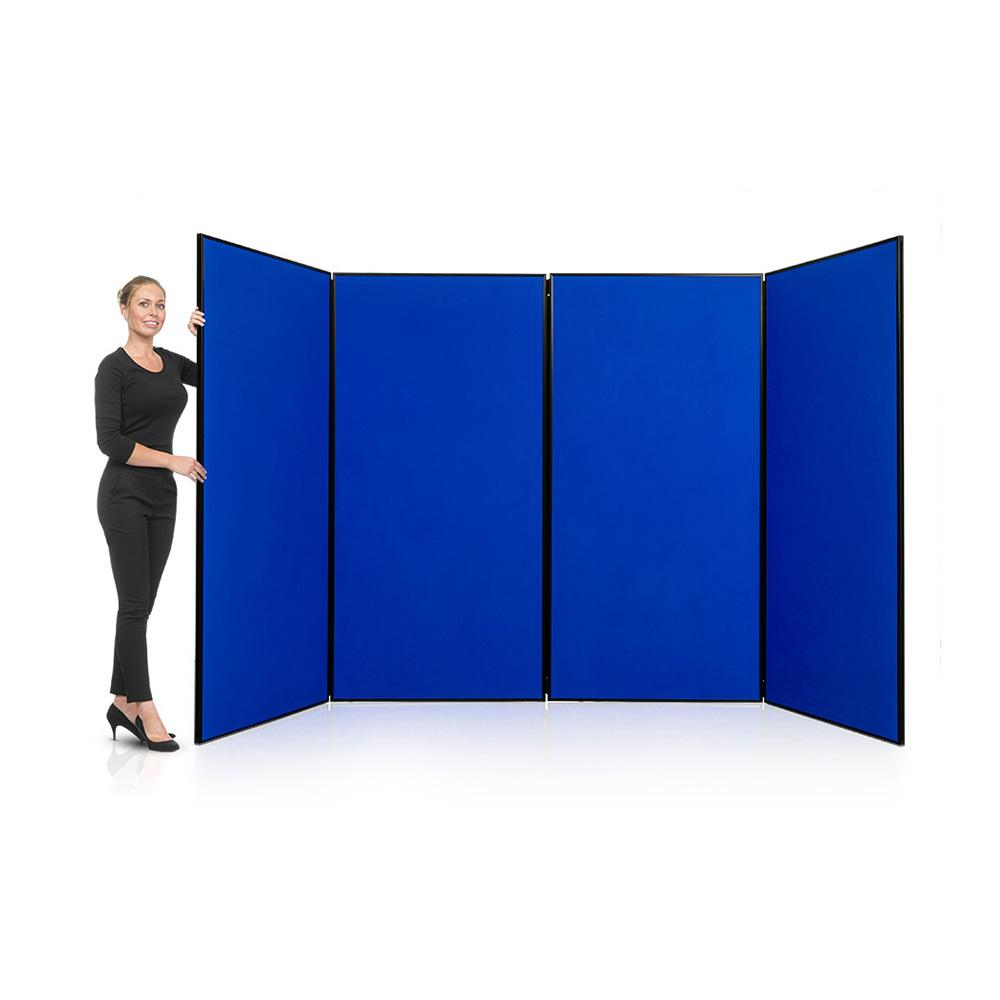 4 Panel Jumbo Display Panel System with PVC Frame