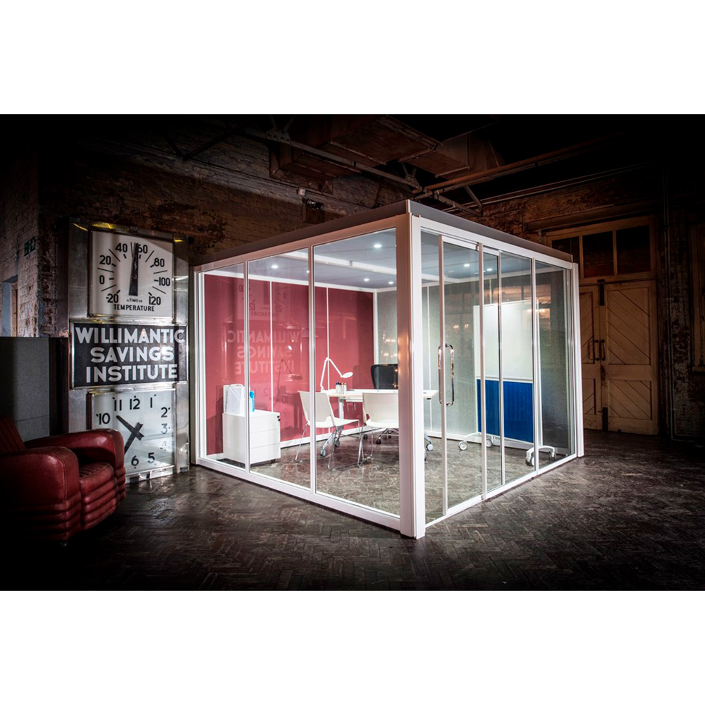 Freestanding Office Pod, Create a Room within a Room