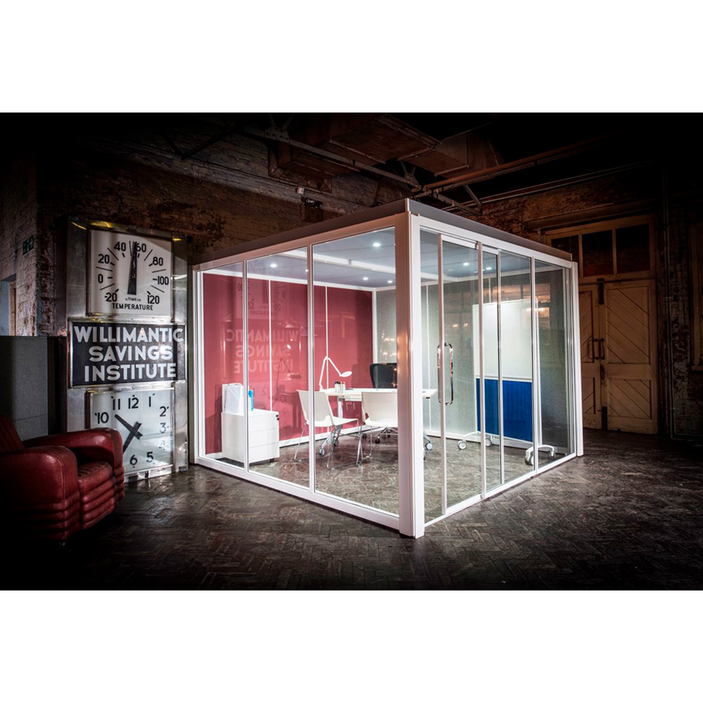 Glass Office Pods