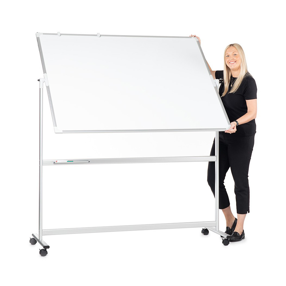 Portable Magnetic White Board Mid Swivel