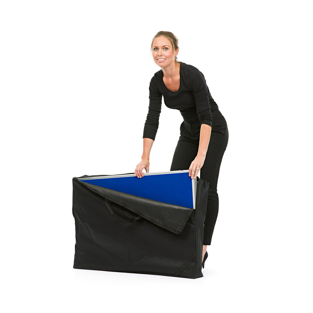 Store Your Presentation Boards Neatly in Supplied Transport Bag